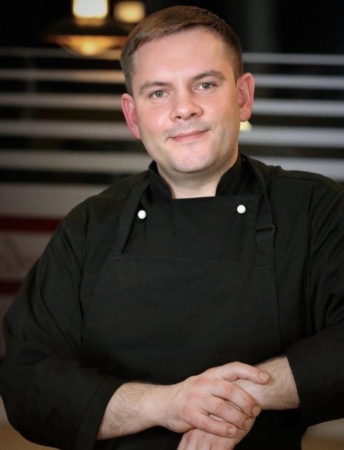 Chefkoch Martin Dylewski