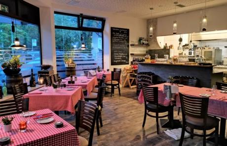 Ambiente im Restaurant - Trattoria Il Piccolo Cuoco in Ratingen