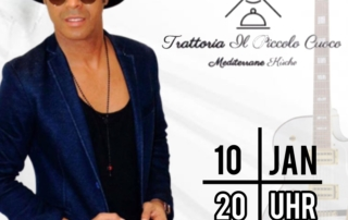 Trattoria Ratingen Live Musik Dinner & Music Event
